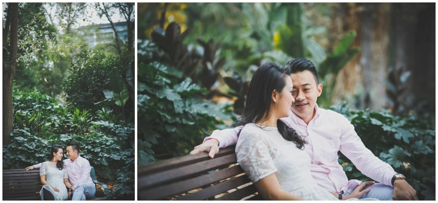 Yvonne + Bryan | Melbourne Couples Photographer