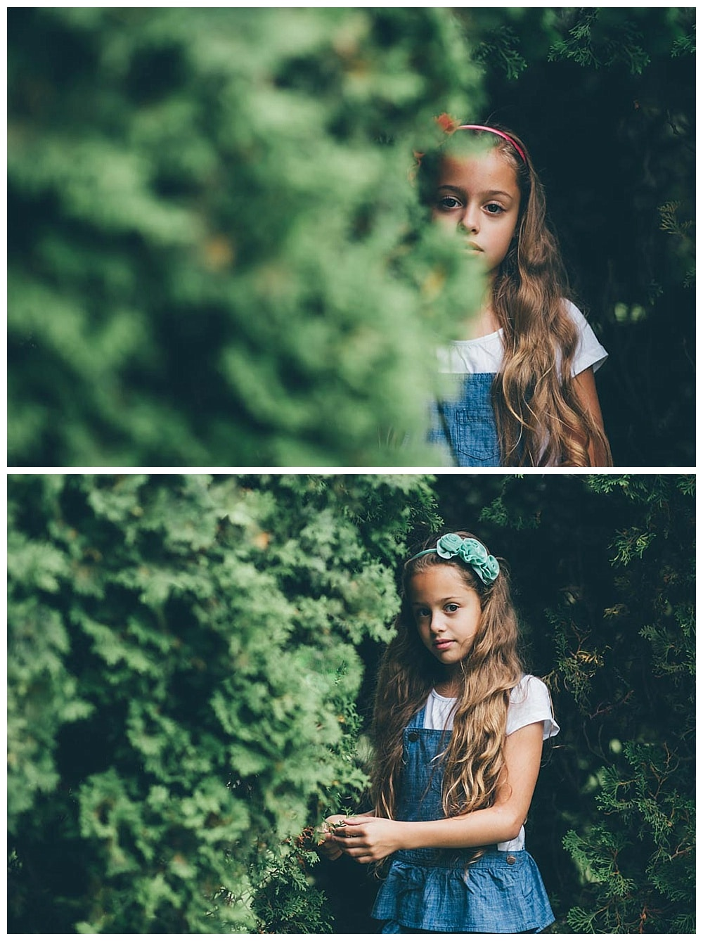 Sisters | Toronto Portrait Session | Melbourne Children Photographer