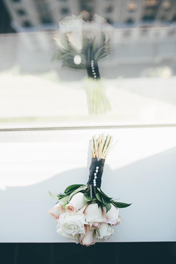 bridal bouquet - flowers - wedding photography melbourne