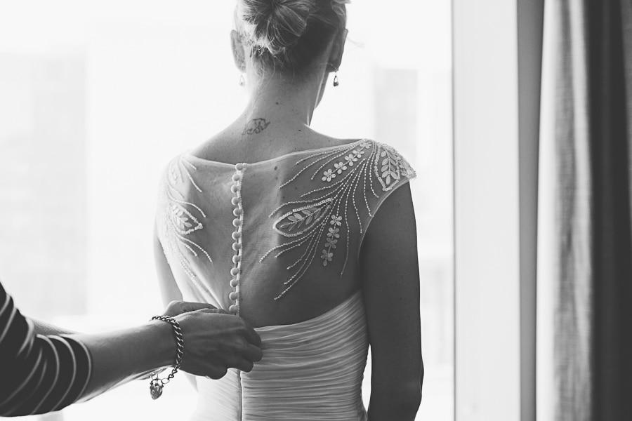 wedding photography melbourne - stunning wedding dress