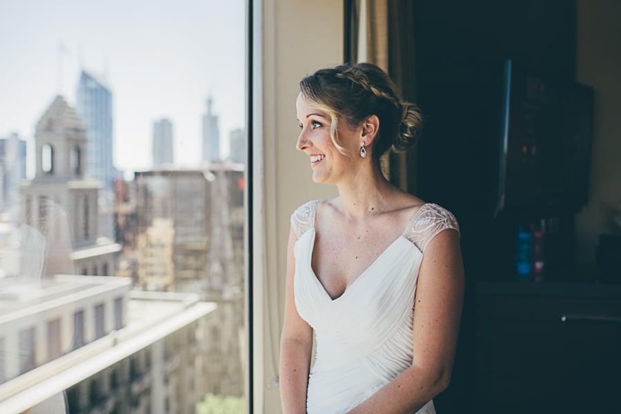 bride - wedding photography melbourne