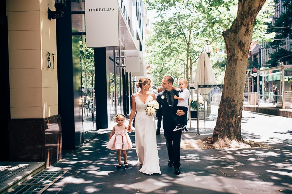 intimate wedding photography melbourne documentary