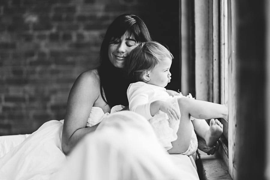 bw portrait of mother and daughter she chose me family photography melbourne