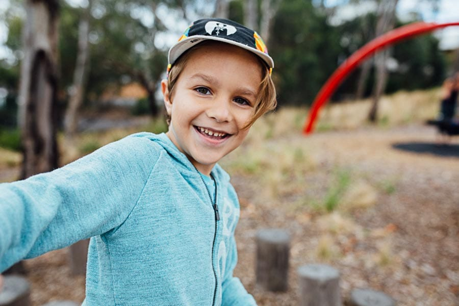 family photography melbourne family park boy