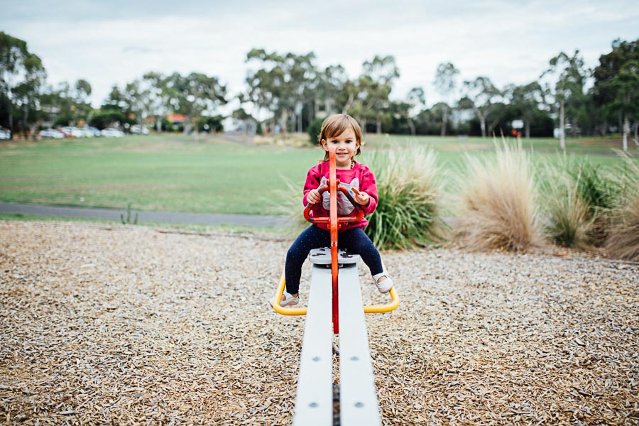 family photography melbourne family park play