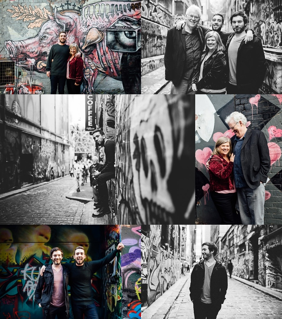 the Blacks | Family Photography Melbourne