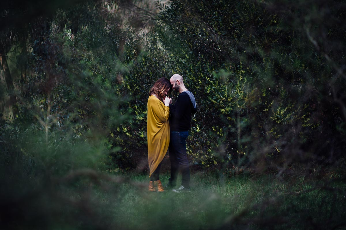 Leah + Vince | Couples Photography Melbourne
