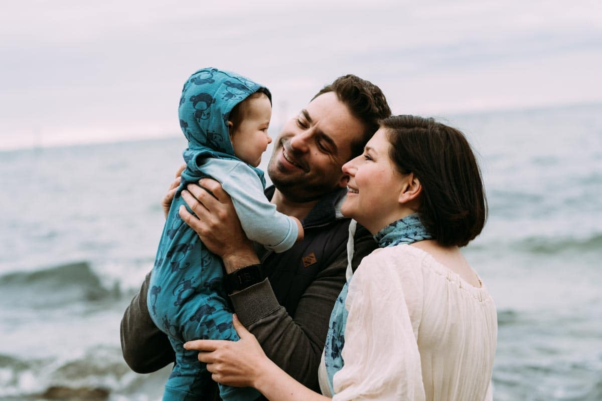 The Polleys   Beach Family Photography Melbourne