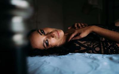 Miss C | Boudoir Photography Melbourne