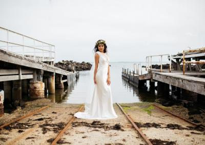 Yana Klein Photography - Eco Wedding Dress - Wedding Photography Melbourne -Donna Bridal -8041-Edit