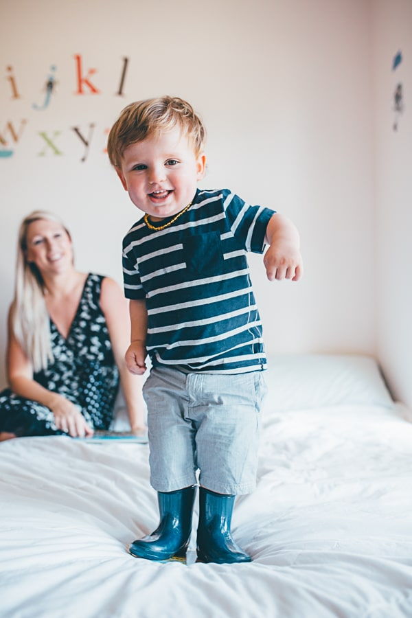 in home lifestyle photography melbourne toddler