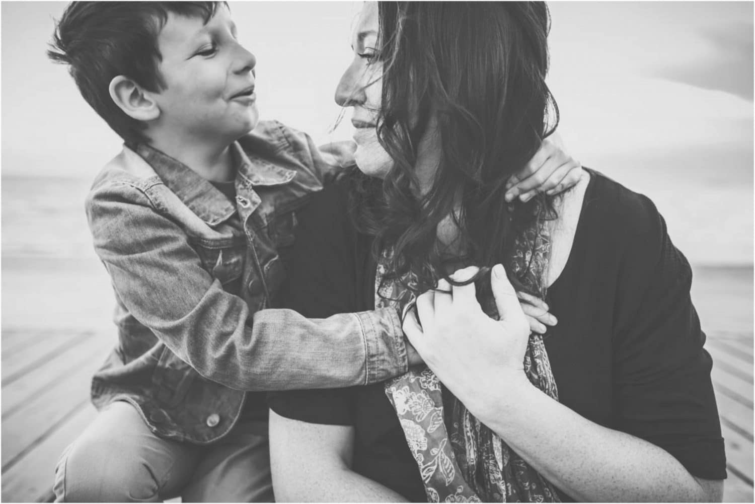 Inna + Michael {Mother + Son Love} | Family Photographer Melbourne