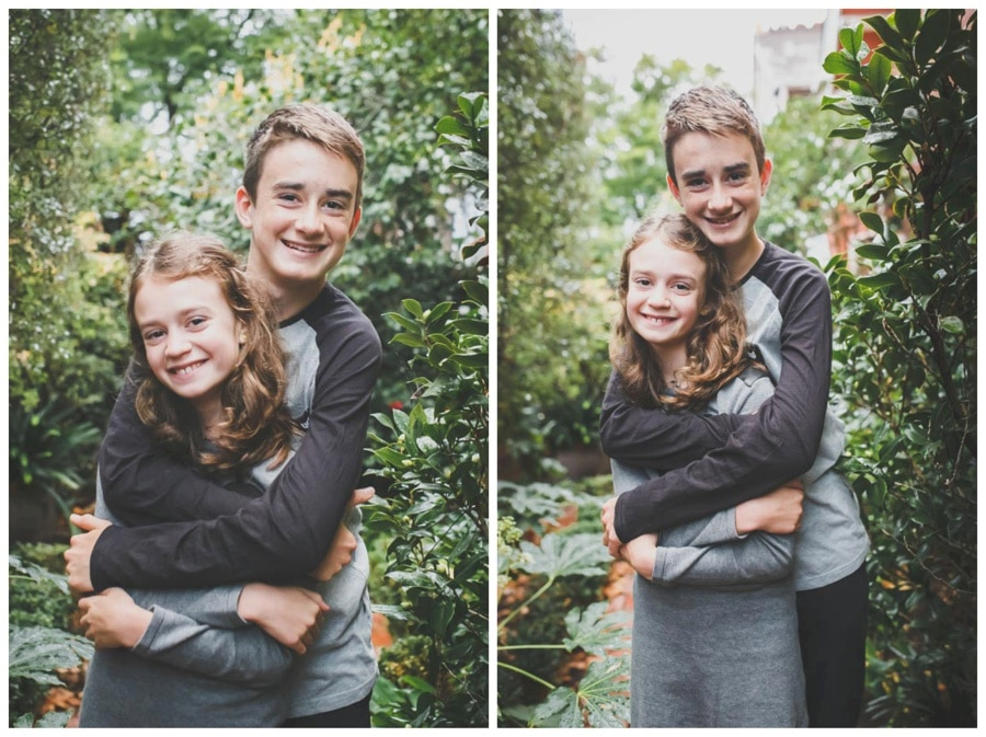 The 'T' Family | Melbourne Family Photographer
