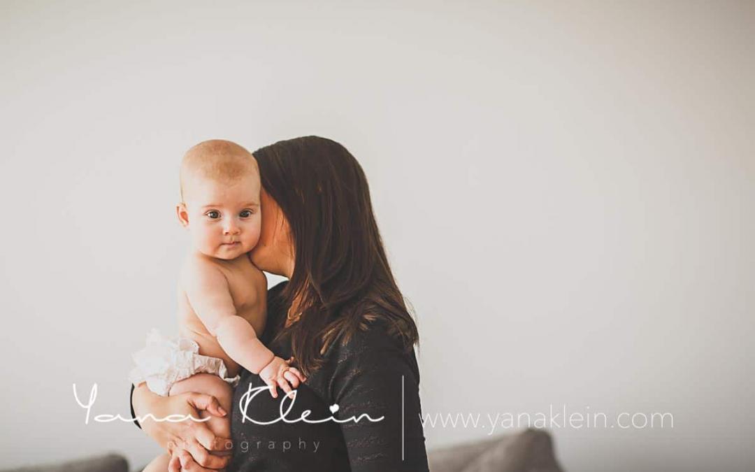 Caulfield Baby Photographer | Watching Lilian Grow