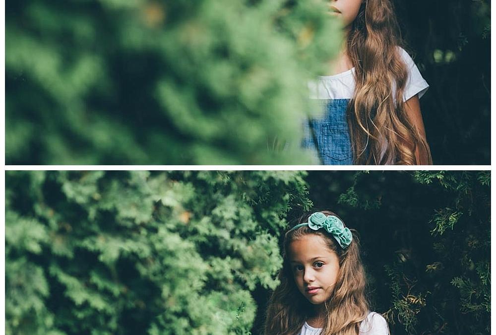 Sisters | Toronto Portrait Session | Melbourne Children Photographer