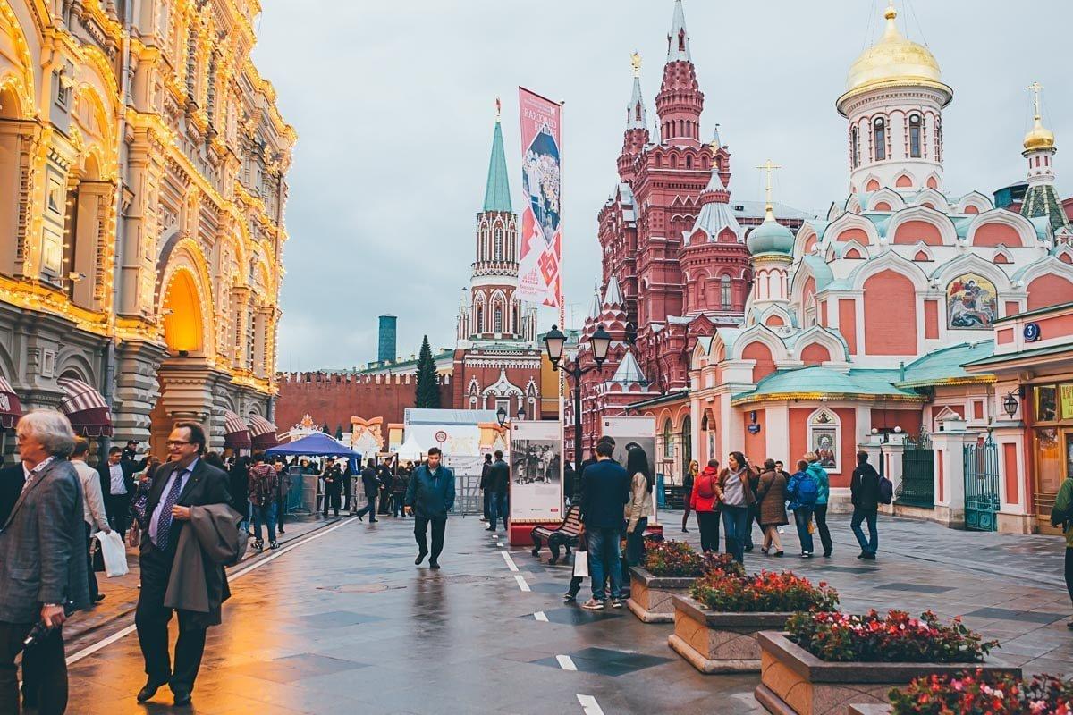 Moscow Adventures