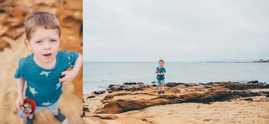 Brighton Family Session | Melbourne Bayside Family Photography