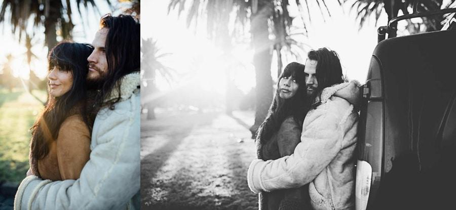 King + Queen couples photography melbourne lovers engagement celebration of love bush lovers elwood beach st kilda