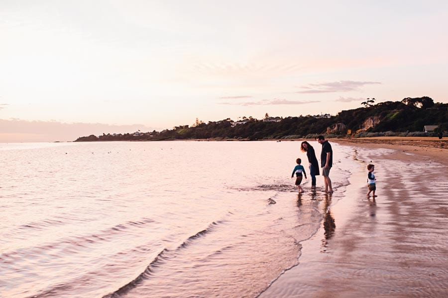 Family Photography Melbourne Bayside Ricketts Point