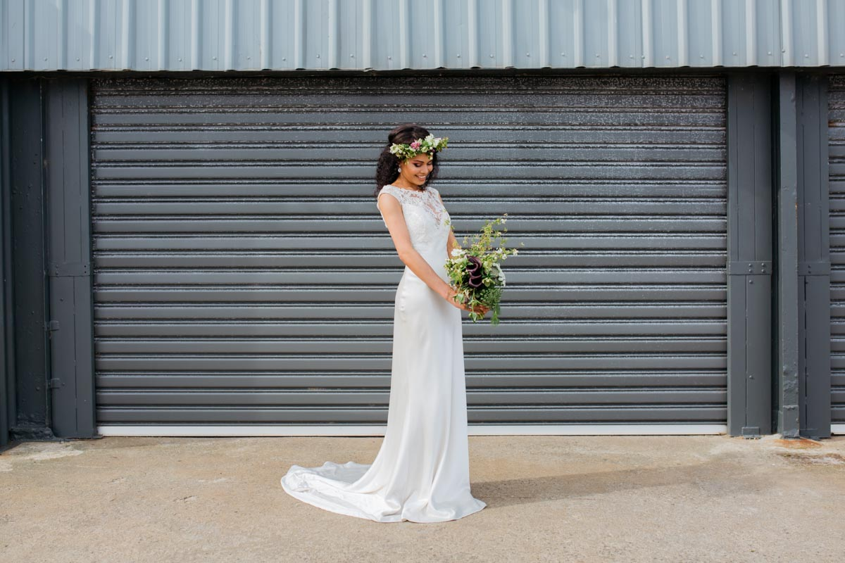 eco wedding dress sustainable fashion wedding photography melbourne