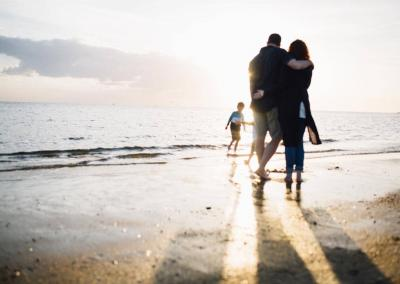 beach family photography melbourne lifestyle family photography