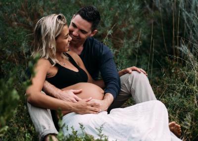 yana klein photography beach maternity photography melbourne pregnancy expecting motherhood