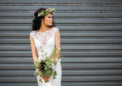 Yana Klein Photography - Eco Wedding Dress - Wedding Photography Melbourne -Donna Bridal -7888