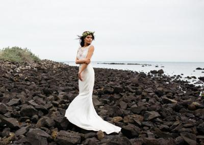 Yana Klein Photography - Eco Wedding Dress - Wedding Photography Melbourne -Donna Bridal -8309