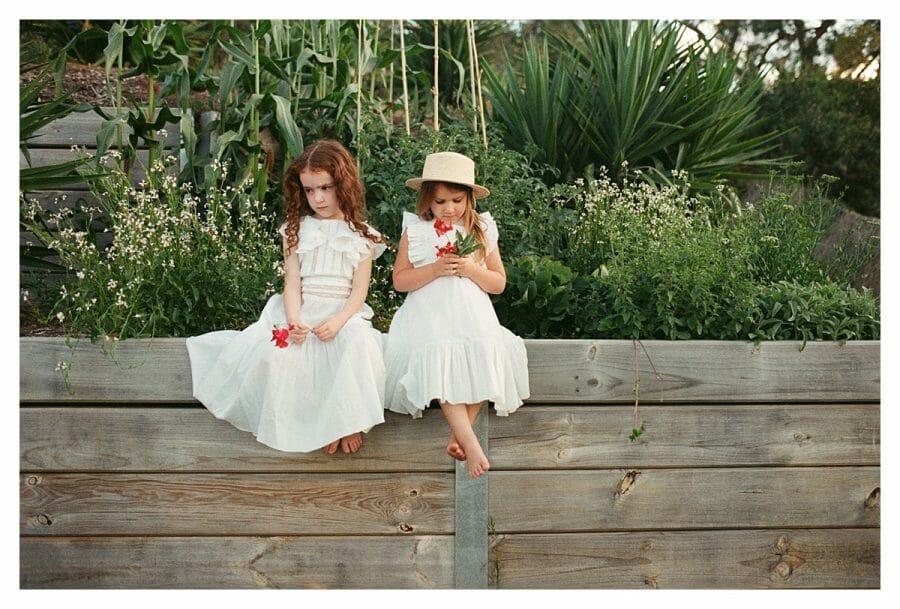 kodak portra 35mm film fashion kids photography petite livrie lack of colour australia yana klein photographer family photography melbourne kids fashion