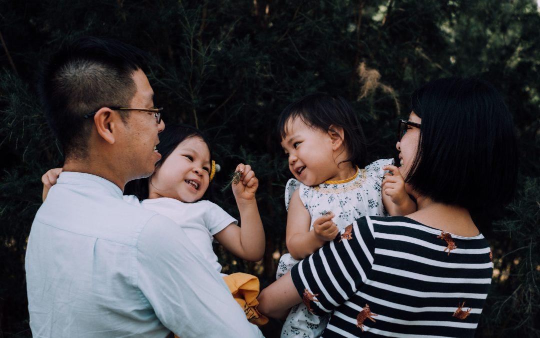 Irene+Ben+Charlotte+Emily | Melbourne Family Photography