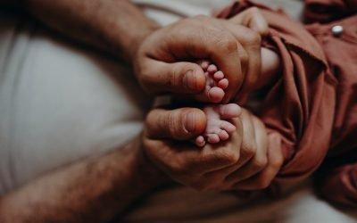 Welcoming Adeline   Newborn Photography Melbourne