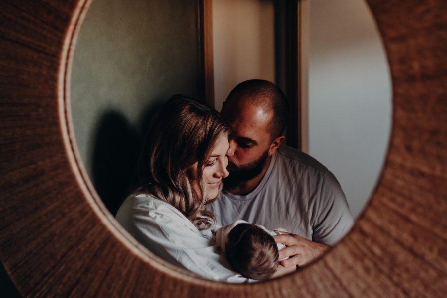 candid newborn photography melbourne