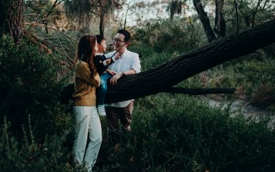 Gina + Kevin + Jerome | Family Photography Melbourne