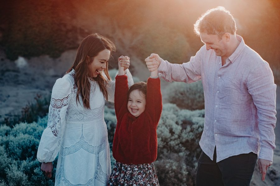 family photography Melbourne beach family photographer Mornington peninsula family photography